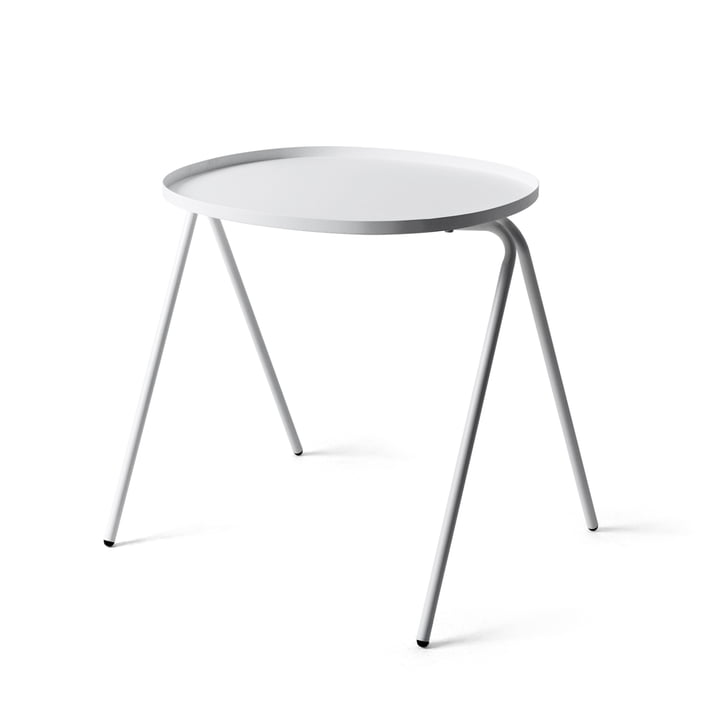 Menu - Afteroom Side Table, white