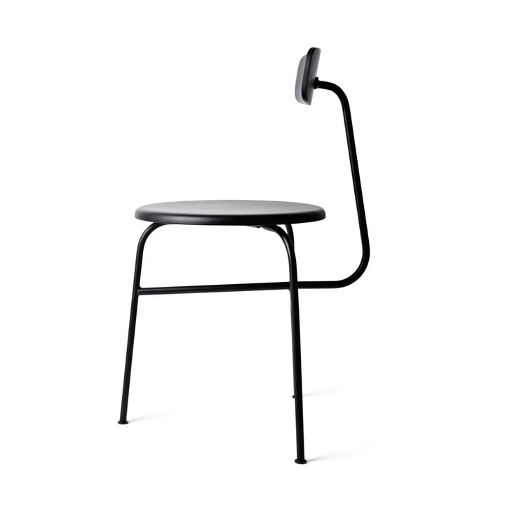 Menu - Afteroom Chair, black - lateral