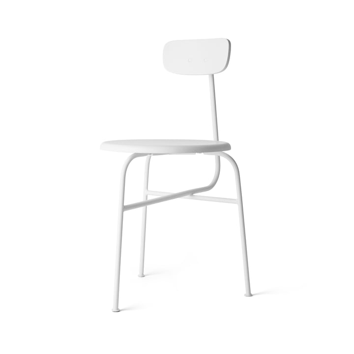 Menu - Afterrom Chair, white