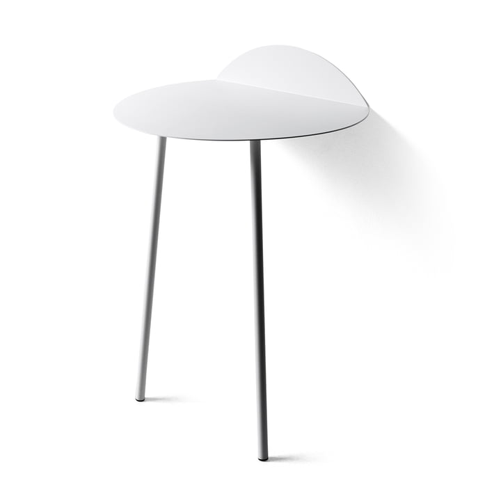 Menu - Yeh Wall Table, tall, white
