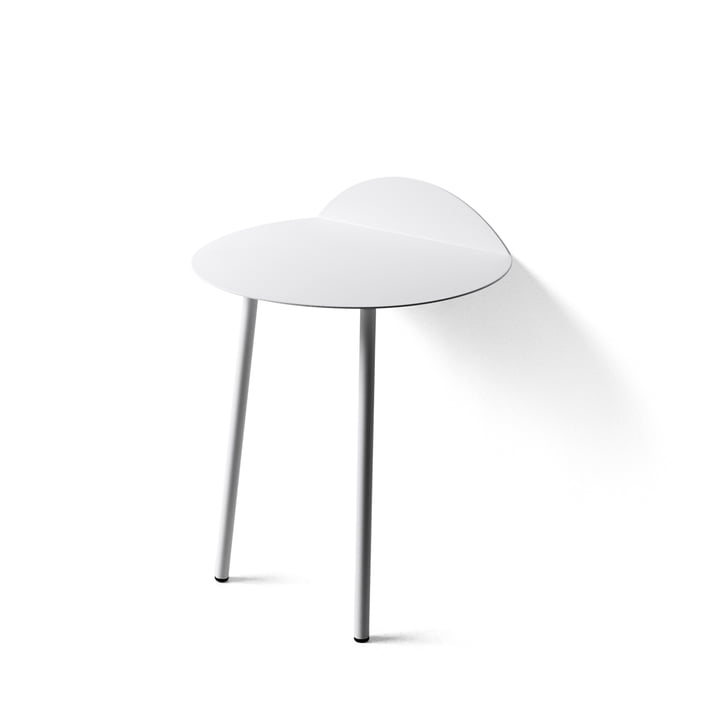 Menu - Yeh Wall Table, low, white