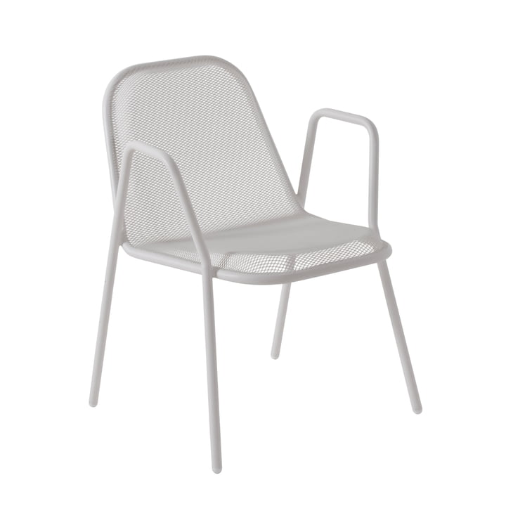 Emu - Golf, armchair, white matte