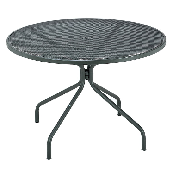 Cambi table Ø 120 cm from Emu in black