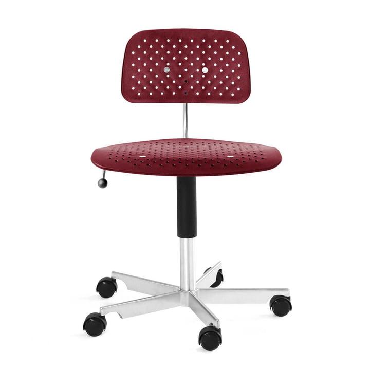 Engelbrechts - Kevi Air Swivel Chair, red
