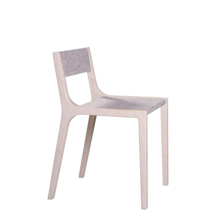 Sirch - Sibis Sepp Children's Chair, grey