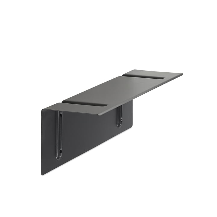 Hay Shelf, 60, dark grey