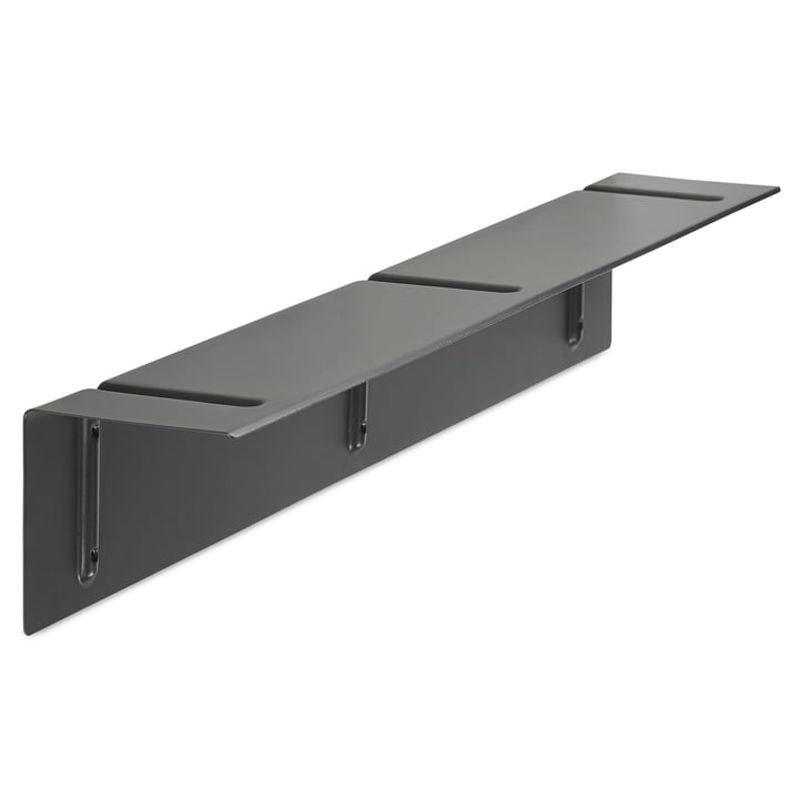 Hay - Shelf, 120, dark grey
