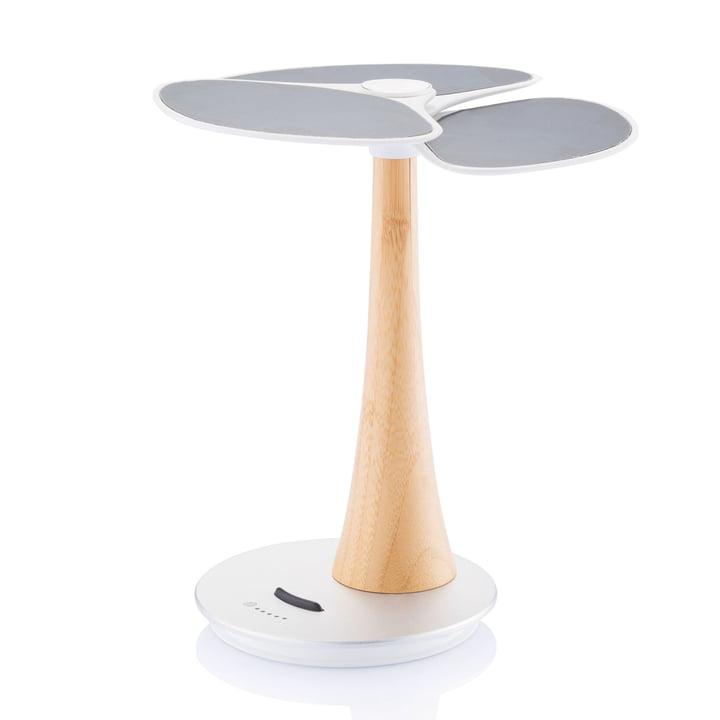 Ginkgo solar charging station by xd design for Xd garden design