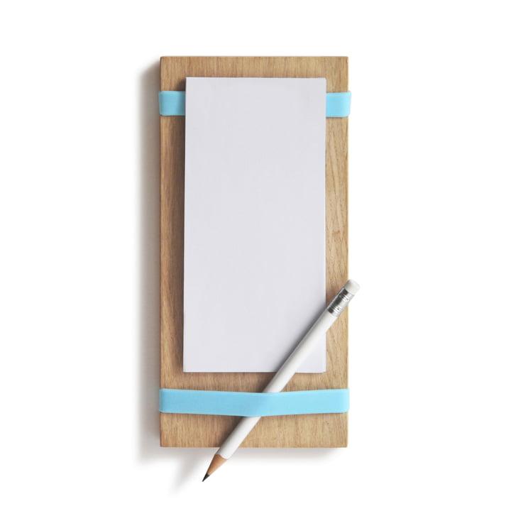 Side by Side - Holder for Notepads, blue