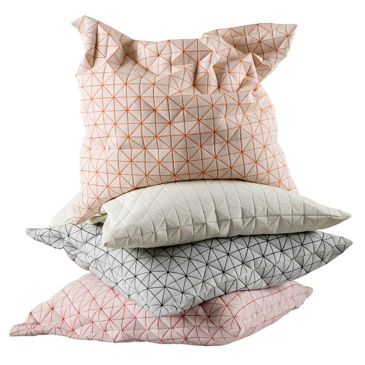 Mika Barr - Geo Origami cushion cover 50 x 50 cm