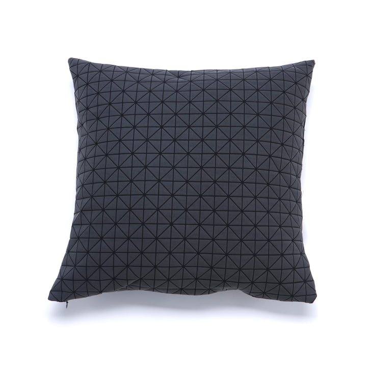 Mika Barr - Geo Origami cushion cover 50 x 50 cm, black