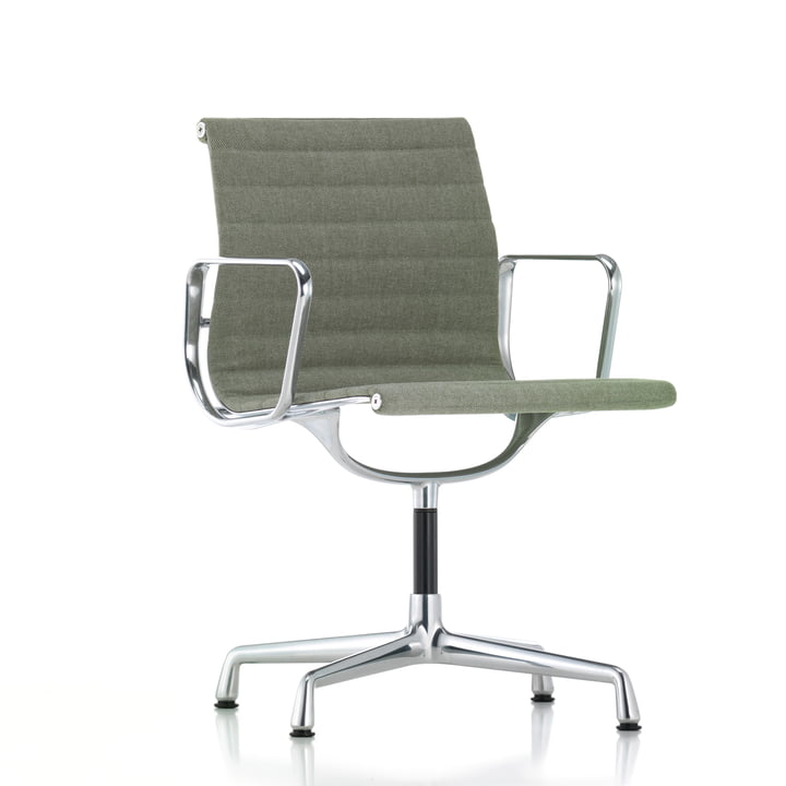 Vitra - EA 103 Office Chair, Hopsak, ivory / forest