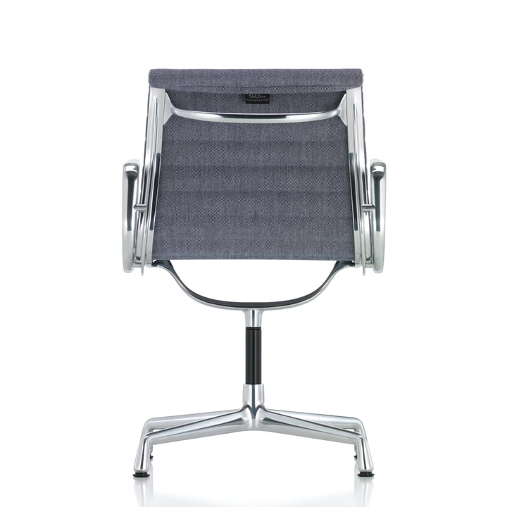 Vitra - EA 104 Office Chair, Hopsak, dark-blue / ivory
