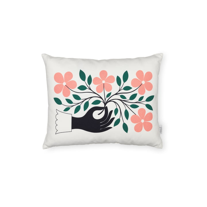 Vitra - Graphic Print Pillows Hand 30 x 40