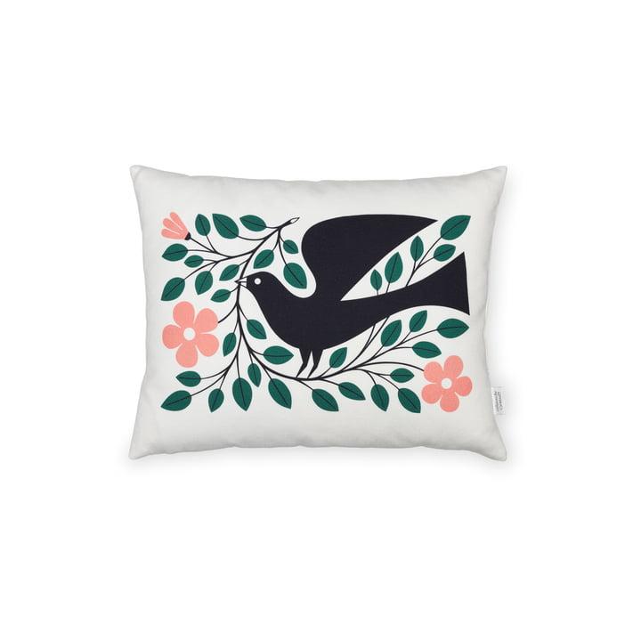 Vitra - Graphic Print Pillows Dove, 30 x 40