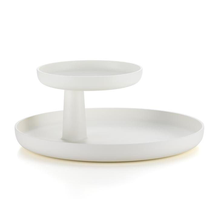 Vitra - Rotary Tray, white
