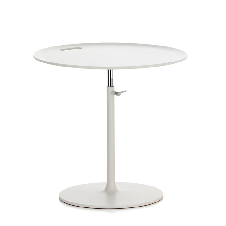Vitra - Rise Table, soft light