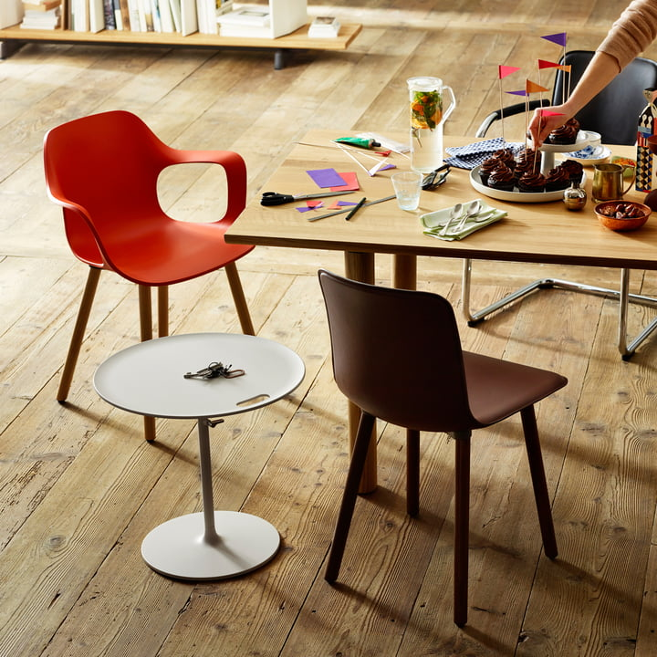 Hal Wood Armchair by Vitra