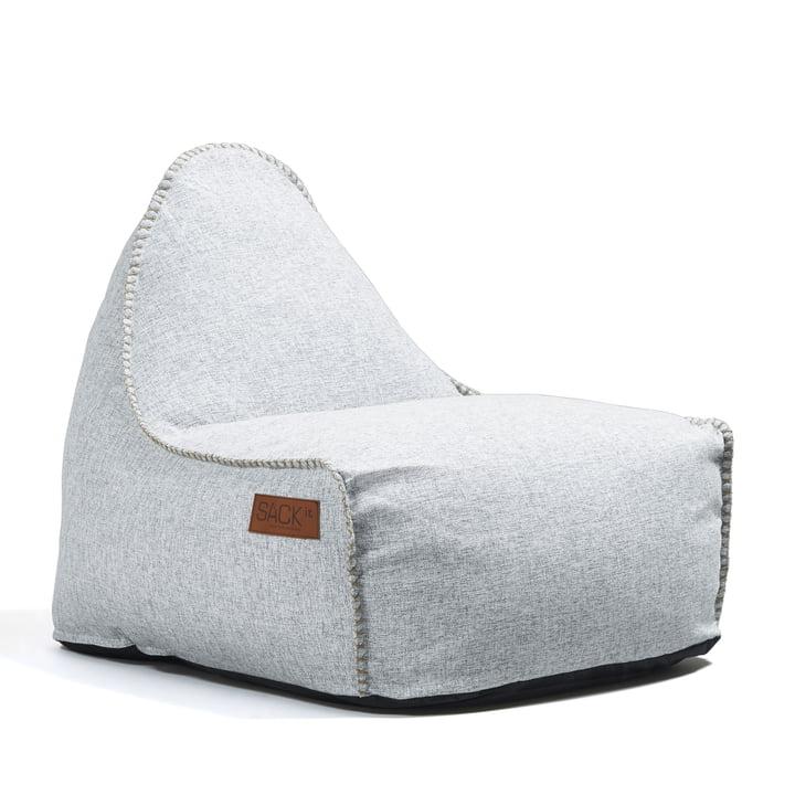 Sack it - Retro it Outdoor Beanbag, white