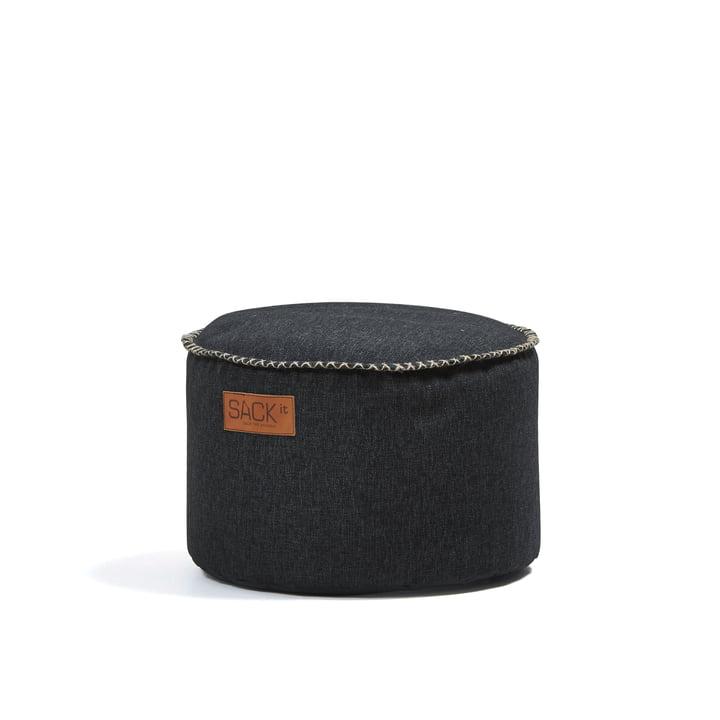 Sack it - Retro it Drum Outdoor, black
