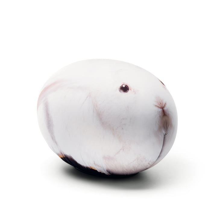 Baleri Italia - Tattoo egg seat white rabbit