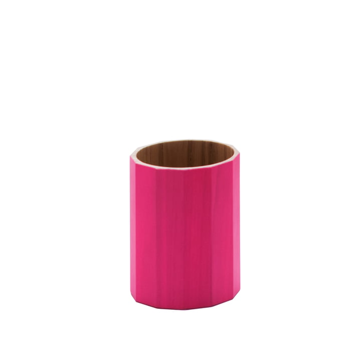 Karimoku New Standard - Colour Bin, small, pink