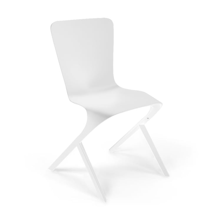 Knoll - Washington Skin Chair, Nylon white