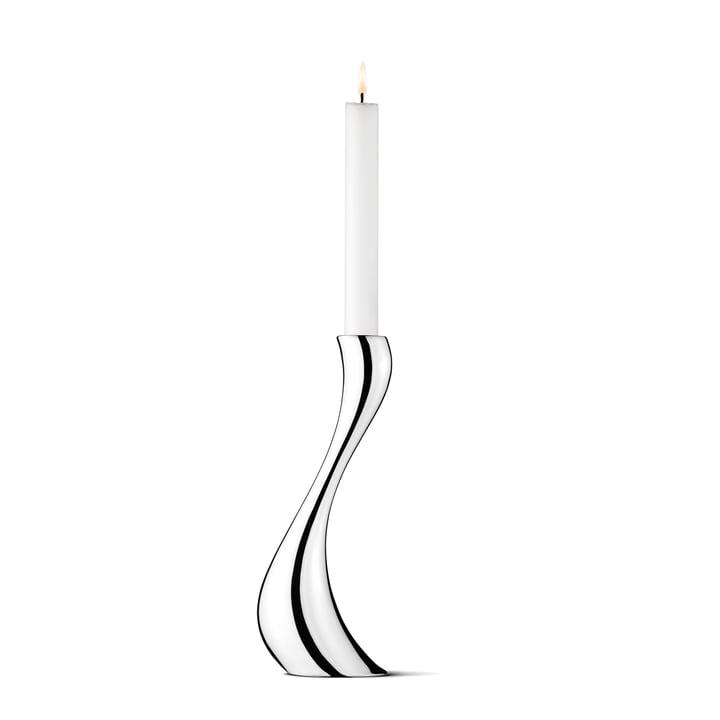Georg Jensen - Cobra Candleholder, 24 cm