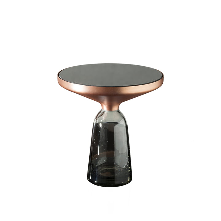 ClassiCon - Bell side table miniature, quartz grey