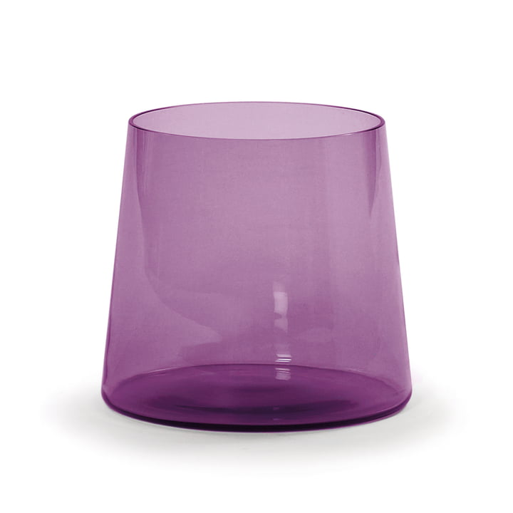 Vase, amethyst purple from ClassiCon