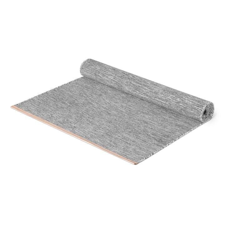 Design House Stockholm - Björk rug, light grey, 70 x 130 cm