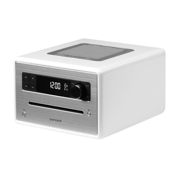 Sonoro - CD, white