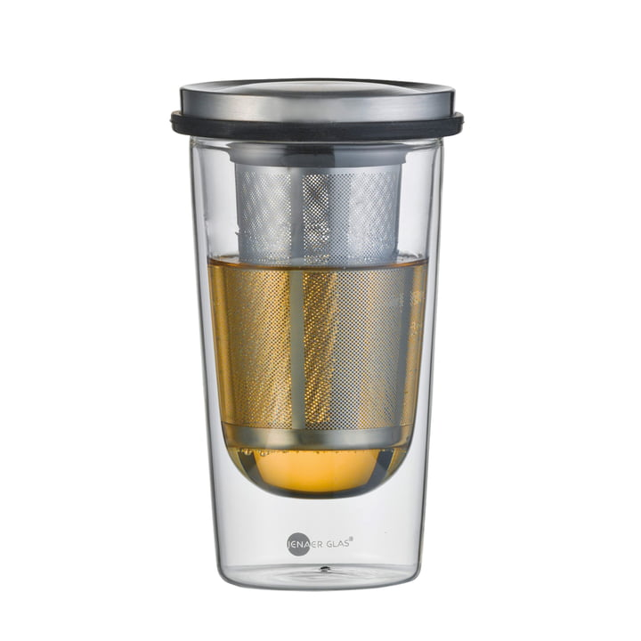 Jenaer Glas - Hot'n Cool Tumbler, Tea Set