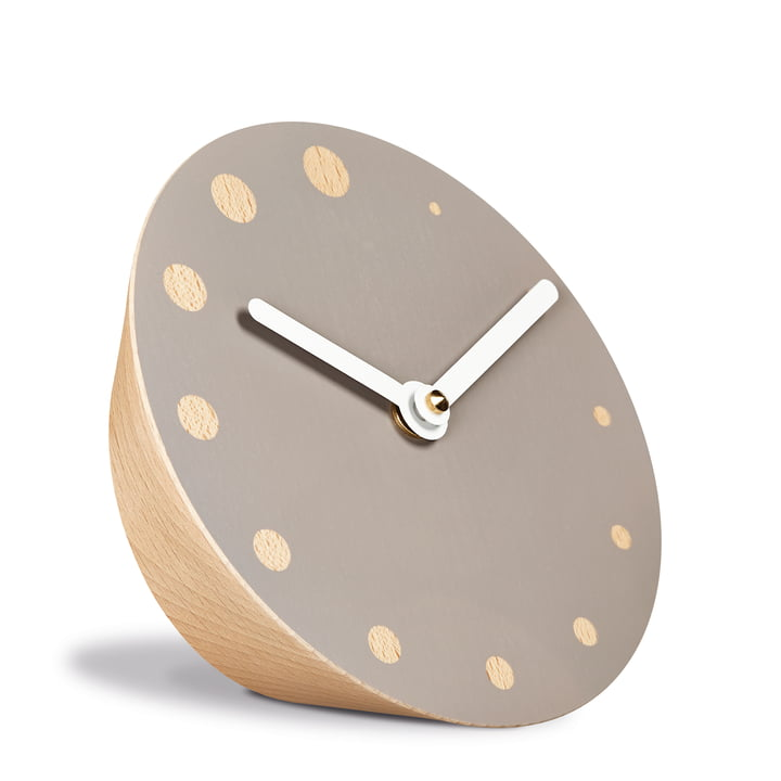 siebensachen - rockaclock Table Clock, Night