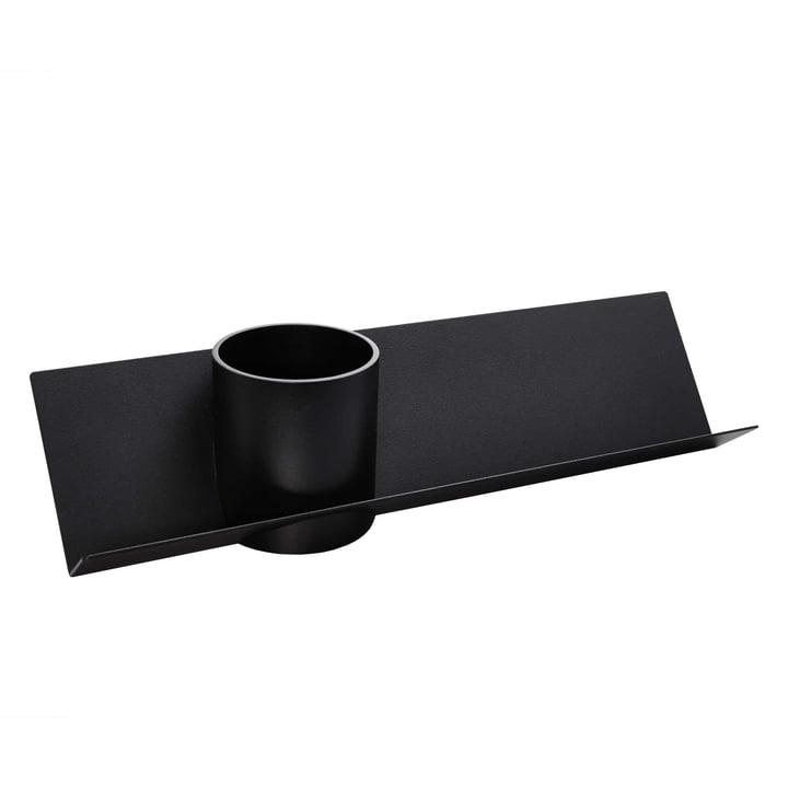 Müller Möbelwerkstätten - Check desk organiser, black