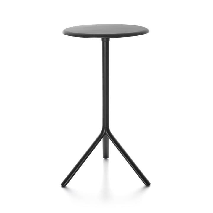 Plank - Miura Table, 109 cm, black