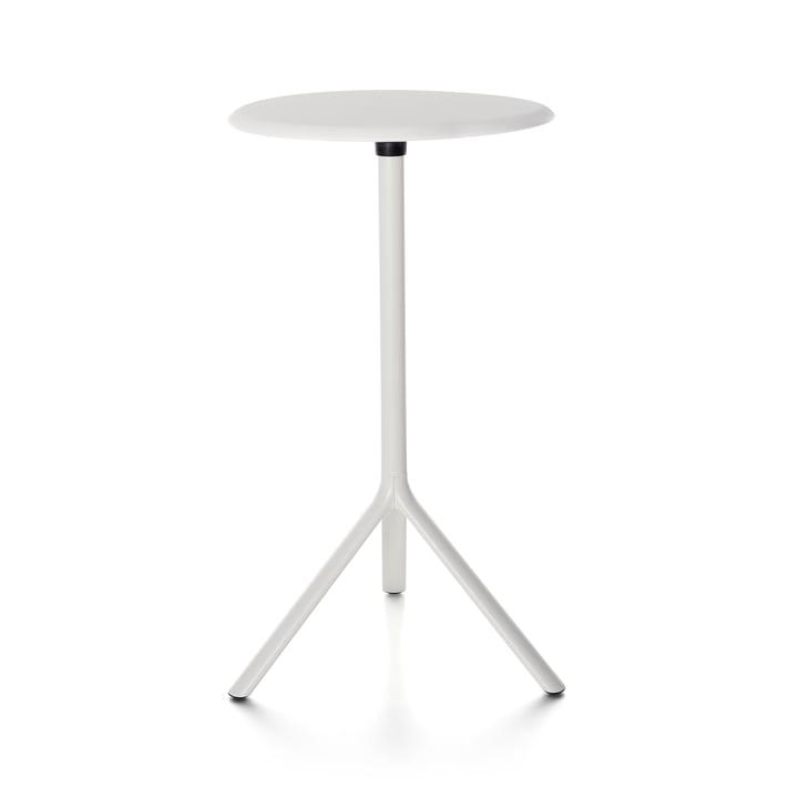Plank - Miura Table, 109 cm, white