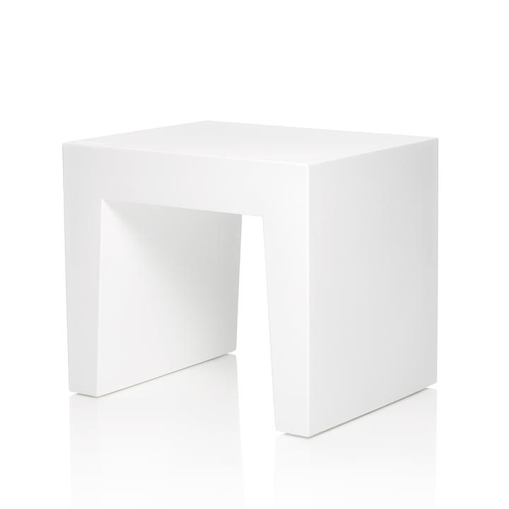 Fatboy - Concrete seat, white