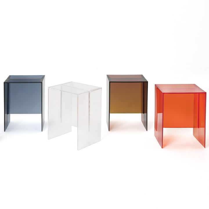 Kartell - Max-Beam Stool / Side Table