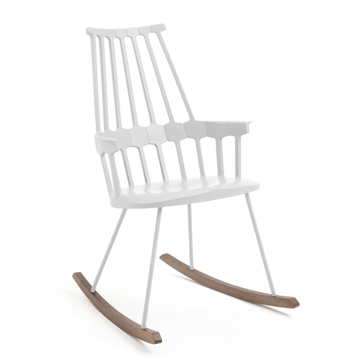 Kartell - Comback Rocking Chair, white