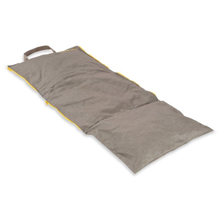 Hhooboz - Pillowbag, 150 x 62 cm, taupe