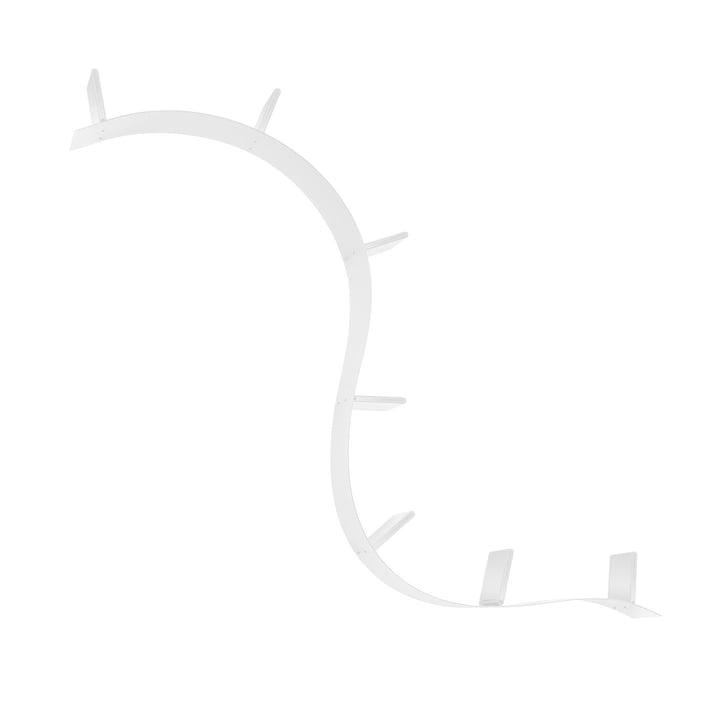Kartell - Bookworm Shelf, small (03 / white)