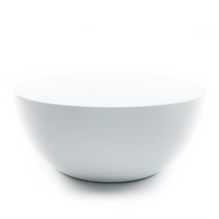 XLBoom - Slice Table without lid, white