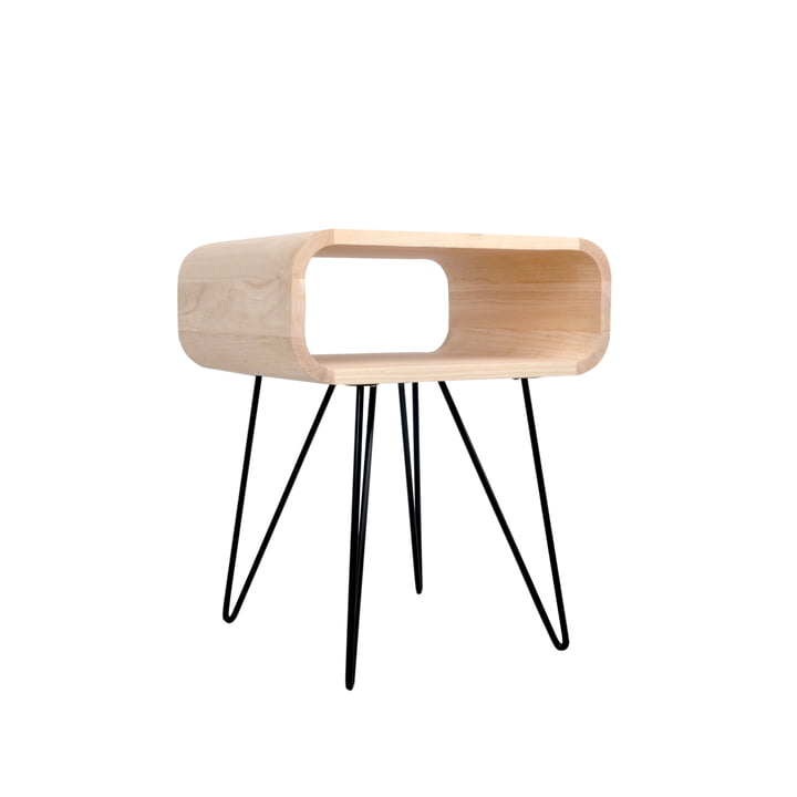 XLBoom - End Table, timber