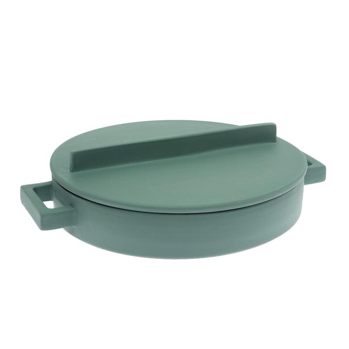 Sambonet - Terra.Cotto sauce pan Ø 28.5 cm, mint