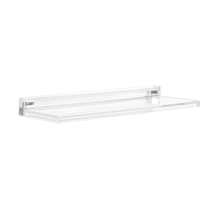 Kartell - Shelfish Shelf, crystal clear