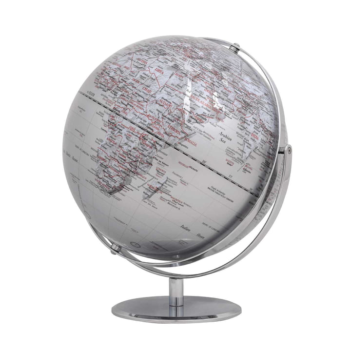 emform - Juri Globe, silver