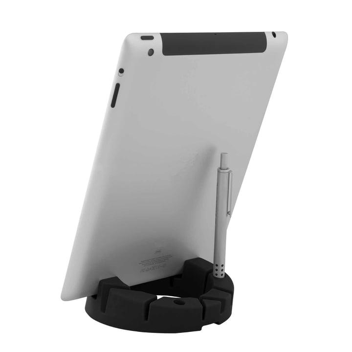 Müller Möbelwerkstätten - I-Ring tablet stand, iPad, rear