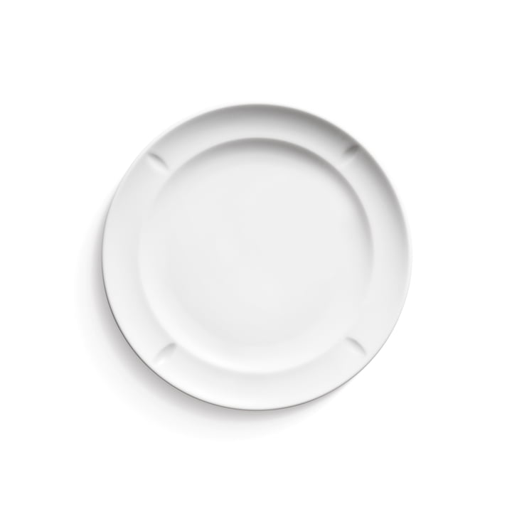 Rosendahl - Grand Cru Soft Plate, 19 cm, white
