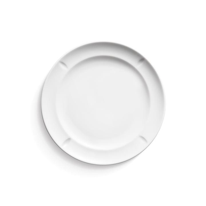Grand Cru soft plate, 19 cm, white from Rosendahl